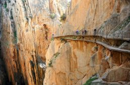 Leixury Animación Feel the magic of Caminito del Rey